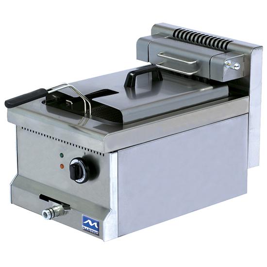 Elektro-Fritteuse 9 Liter Tischmodell 40 cm