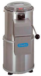 Kartoffelschälmaschine, Fassungsvermögen 10 Kg, 360 Kg/ Stunde