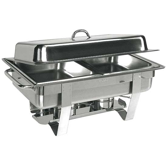 Chafing Dish, 2x GN 1/2 H=65 mm