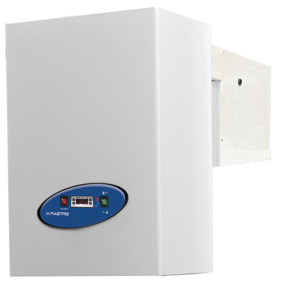 Huckepackaggregat, 0°/-20°C, 15,0 m³/10,1 m³ - nur für Isolationsstärke 80 mm