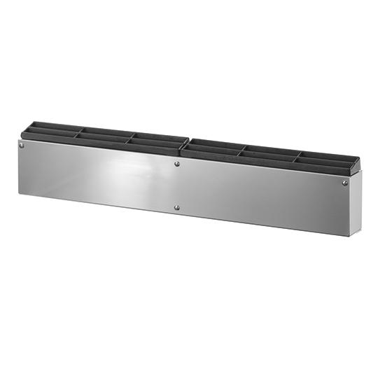 Kaminverlängerung Serie VS700 und VS900, B=800 mm