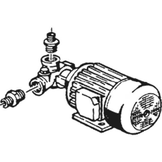 Ablaufpumpe für GLB0058/60