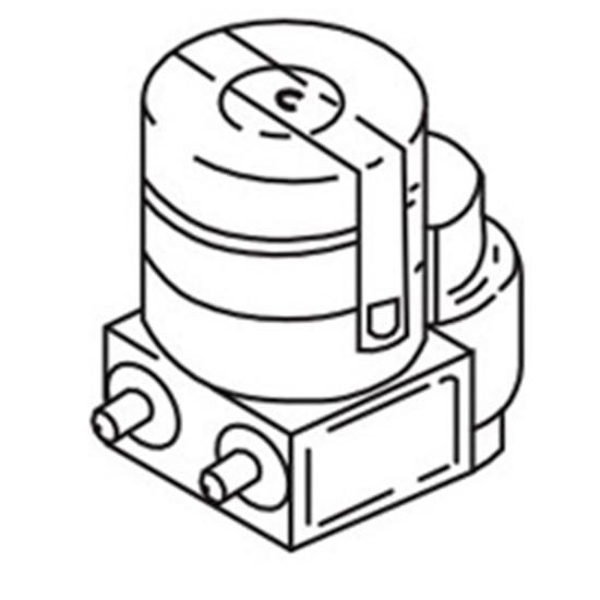 Spülmitteldosierer für GLB0067CN/69CN