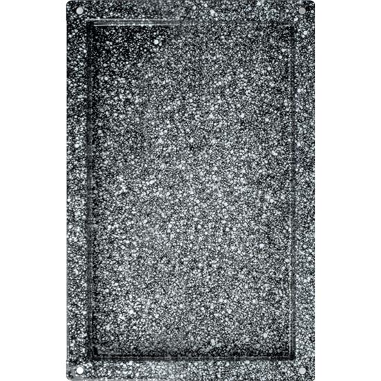 GN-Ofenblech, emailliert, GN 1/1 H=20 mm